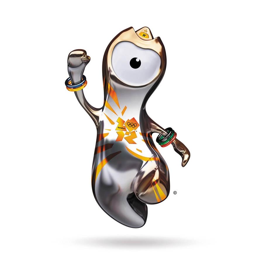 Asi Son Wenlock Y Mandeville Las Mascotas De Los Juegos Olimpicos