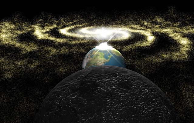 alineamiento galactico