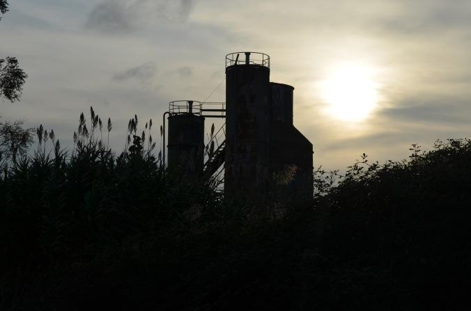 el viejo silo