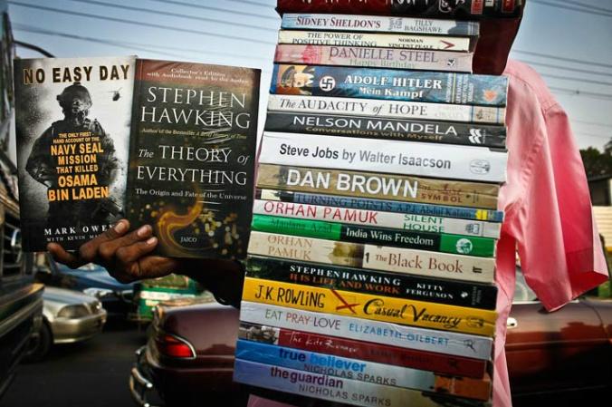 libros por el mundo
