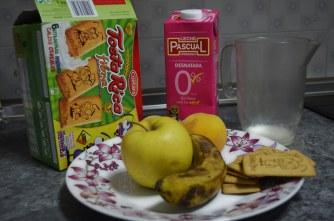 Papilla de frutas (receta)