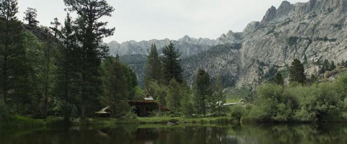 oblivion cabaña