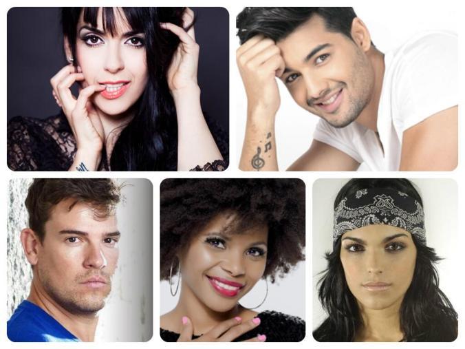 candidatos eurovision 2014 españa
